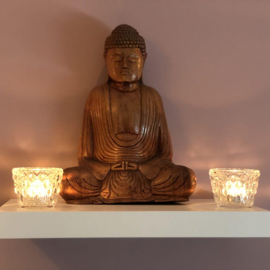 buddha front shot